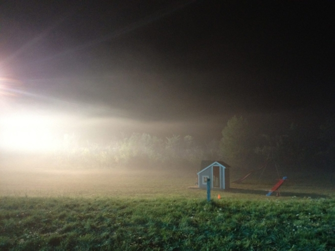 Hemlock Grove exterior atmosphere