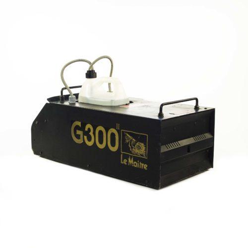 le maitre g300 water-based hazer
