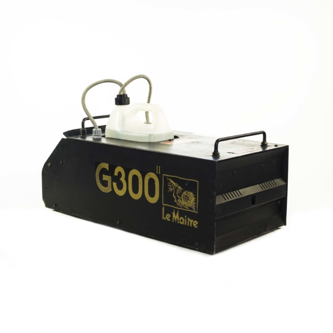 le maitre g300 water-based hazer