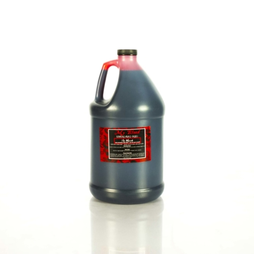 my blood flo blood standard red 1 gallon