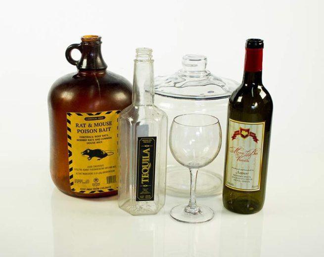 Breakaway Glass